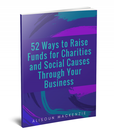 Did you know that supporting a charity through your business is a great way to get more clients?