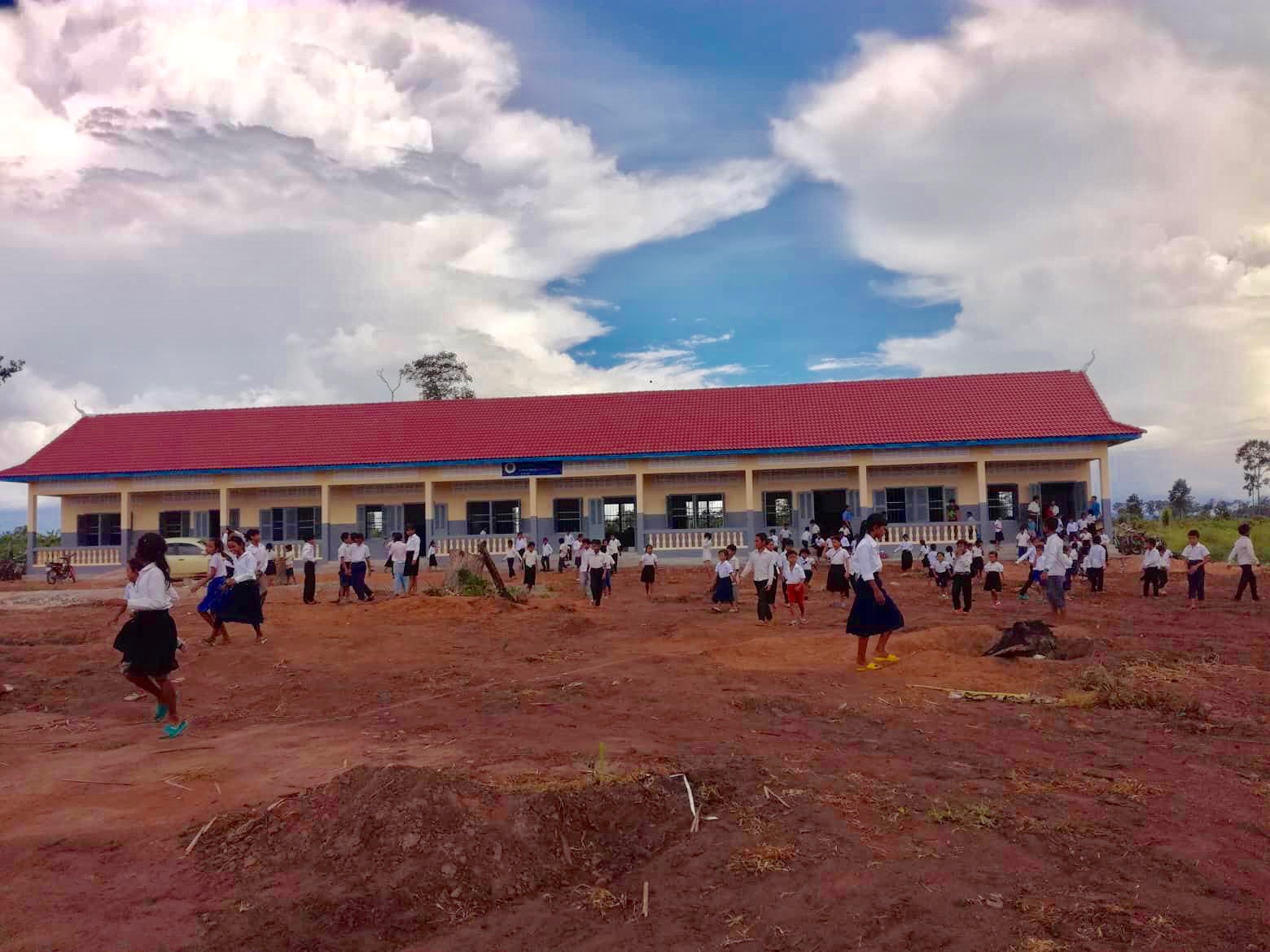 Our School in Cambodia